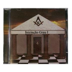 CD Iniciação Grau I